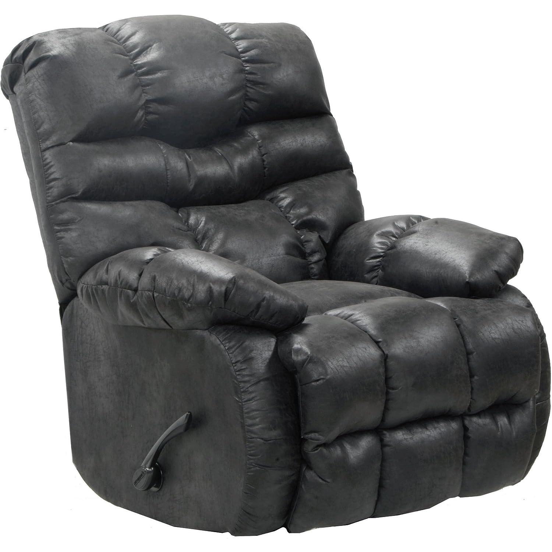Amazon.com: catnapper Berman poliéster chaise Rocker ...