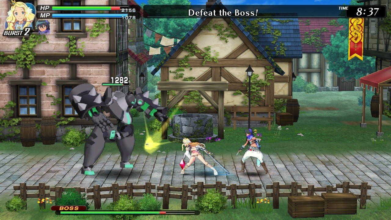 Amazon.com: Code of Princess EX - Nintendo Switch: Sega of ...