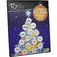 Touch Organic - Calendario dell'Avvento - tè biologici - 24 bustine