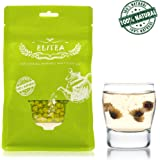 ELITEA 4.2oz Top Grade Dried Chrysanthemum Flower Buds Tea Loose Leaf Herbal Tea 100% Fragrant Natural
