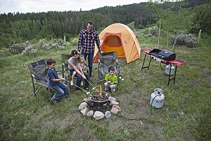 Camp Chef Redwood Port. Pro Fire Pitt