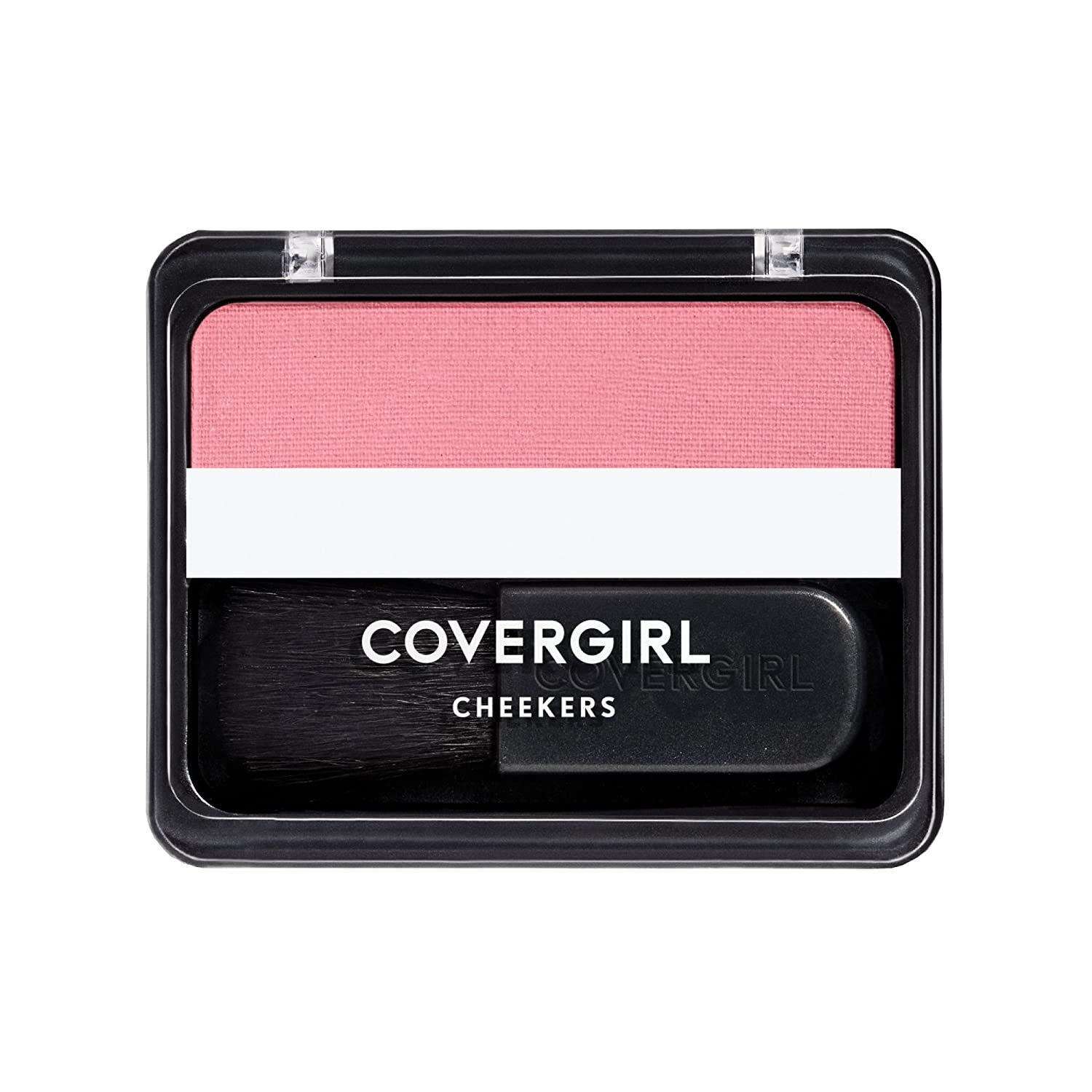 Amazon Com Covergirl Cheekers Blendable Powder Blush Classic Pink 1 Count Packaging May Vary Face Blushes Beauty
