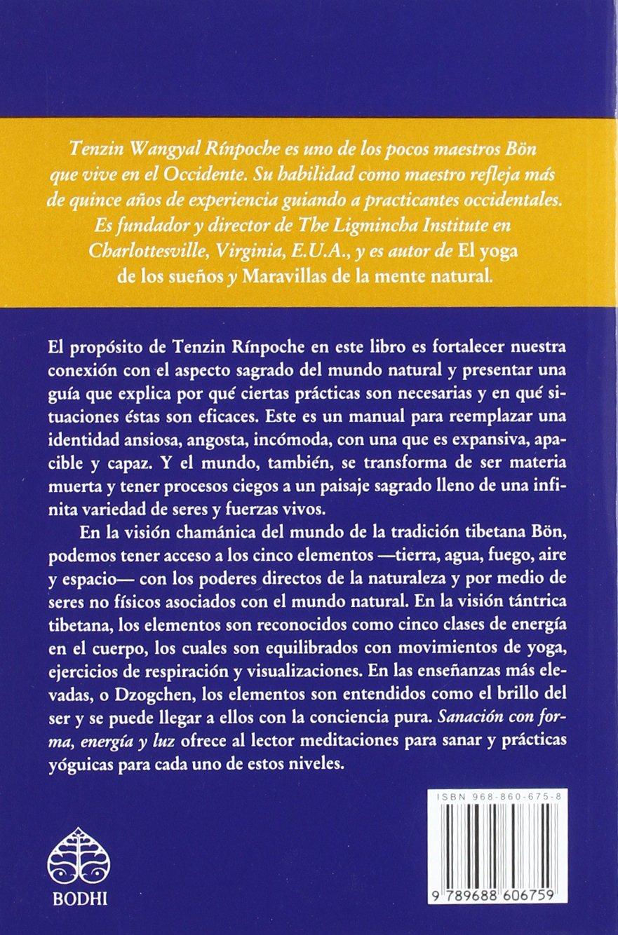 Amazon.com: Sanacion con forma, energia y luz (Spanish ...