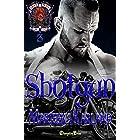 Shotgun (Black Reign MC 3): A Bones MC Romance