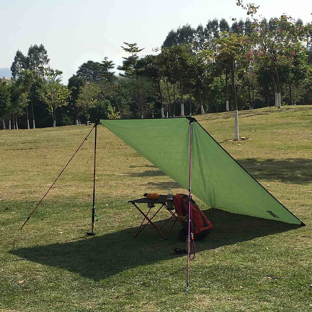 3 Tama/ños Disponibles Outry Toldo de Camping Impermeable Multiusos Incluye estacas de Tienda de campa/ña