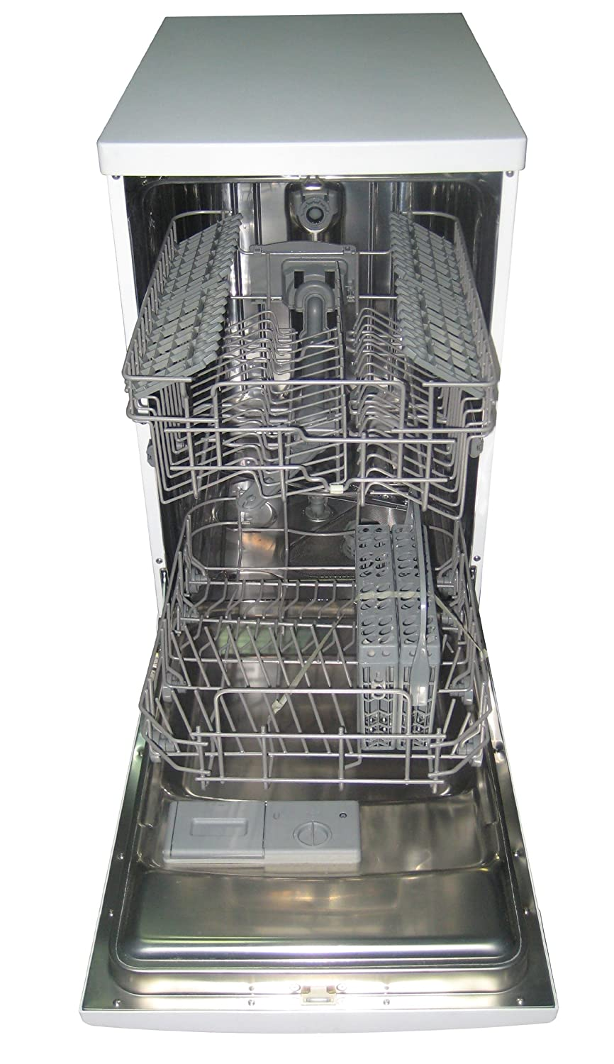Amazon.com: SPT SD 9241W Energy Star Portable Dishwasher, 18 Inch, White:  Appliances
