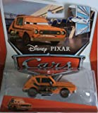 Disney Pixar Cars 2 Grem with weapon