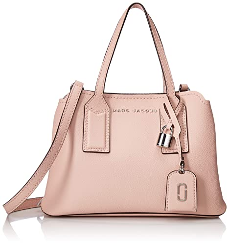 71feeef7ef8 Marc Jacobs Women's The Editor Leather Crossbody Bag One Size Pink ...