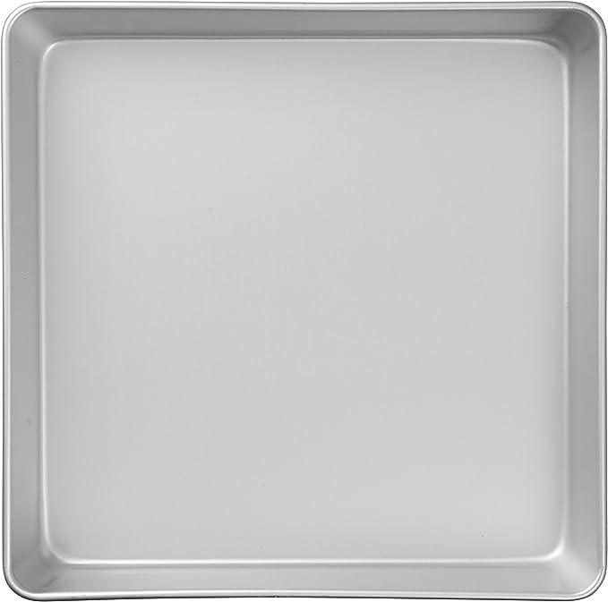 Teglia quadrata Wilton alluminio Performance 30cm