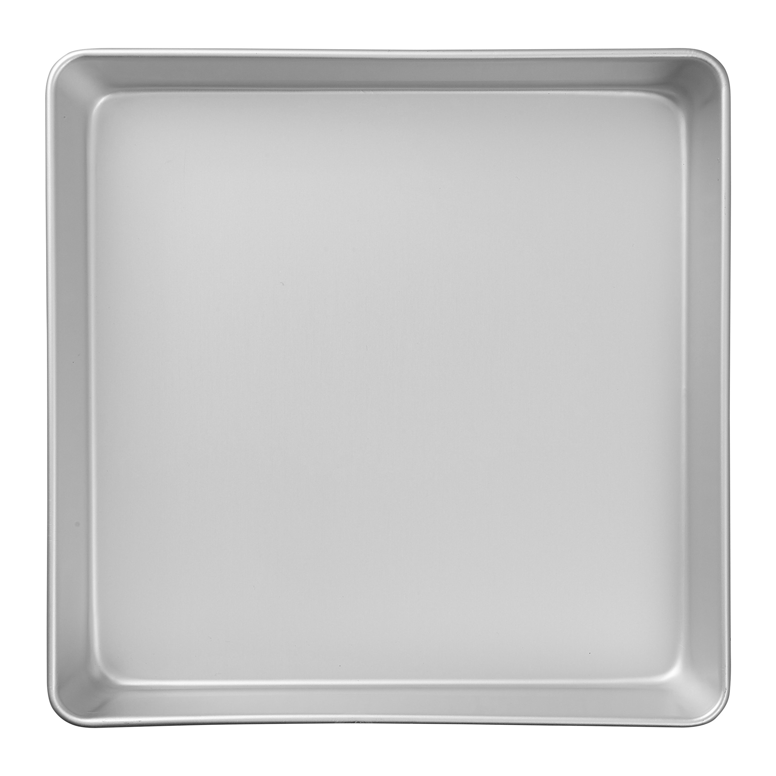 Wilton Performance Pans Aluminum Square Cake and Brownie Pan, 12-Inch by Wilton