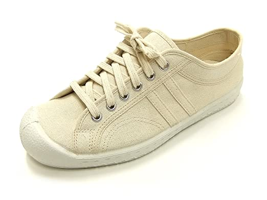 8d9837d3dc9 Amazon.com  INN-STANT Men s Canvas Sneakers Low-Top Lace Up Tonal 2 ...