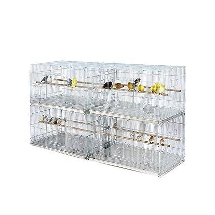Kookaburra Jaulas de Sauce - 4 jaulas Grandes de Alambre para ...