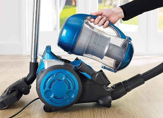 Black & Decker 2000W Bagless Multi Cyclonic 6 filter Vacuum cleaner, VM2825 B5
