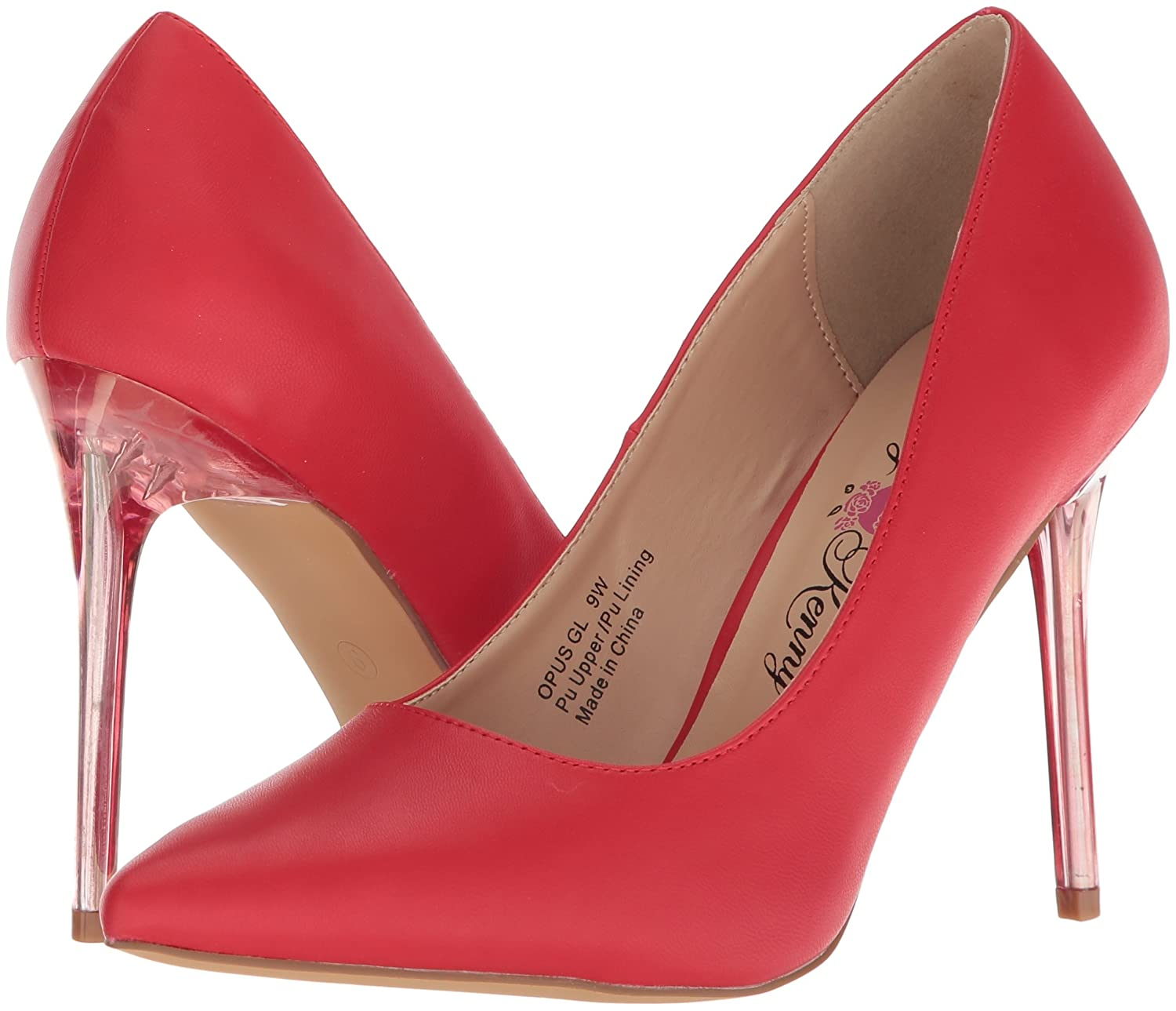 Penny Loves Kenny Women's Opus Gl Pump B076FK7Q6C 11 W US|Red