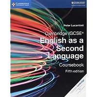 Cambridge IGCSE english as a second language. Coursebook. Per le Scuole superiori. Con espansione online