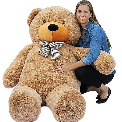 Lista de ideas para regalar en San Valentín - Oso de peluche extra grande
