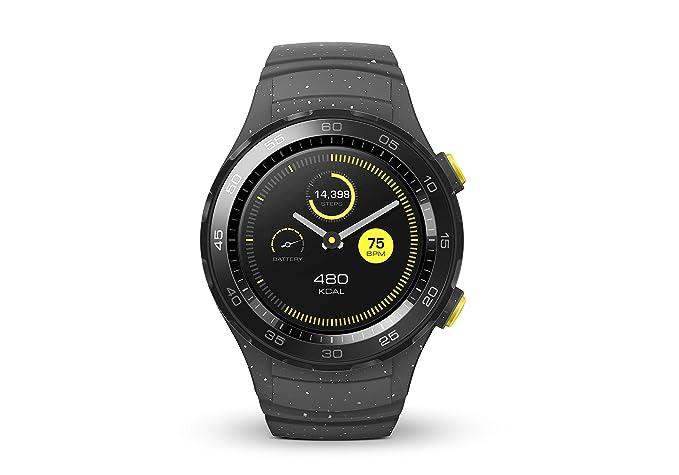 Huawei - Watch 2 Sport - Montre GPS sport connectée: Amazon.fr: High-tech