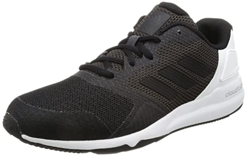 brand new a1302 6ae27 adidas Mens Crazytrain 2 Cf M Running Shoes, (Core Utility Black), ...