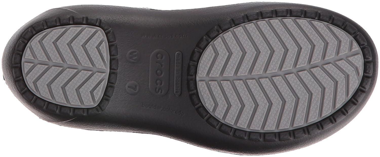 Crocs Boot Women's Rainfloe Bootie Rain Boot Crocs B01A6LKBV0 5 B(M) US|Black 9cd9f4