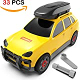 Take Apart Toys - Take Apart Toy Car - Toys Car Building Kit for Boys - Gift Car Kits for Kids - Toy Building Cars - Build Your Car Toy Set 33 pieces