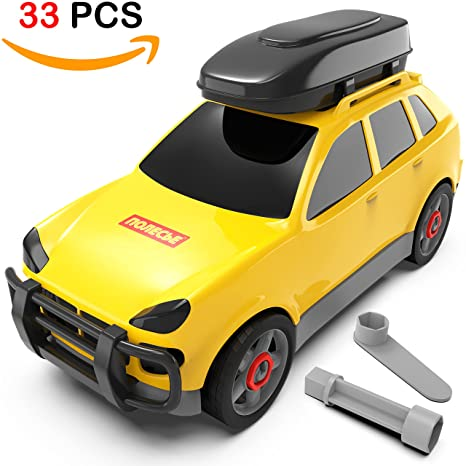 Amazon Com Take Apart Toys Take Apart Toy Car Toys Car Building