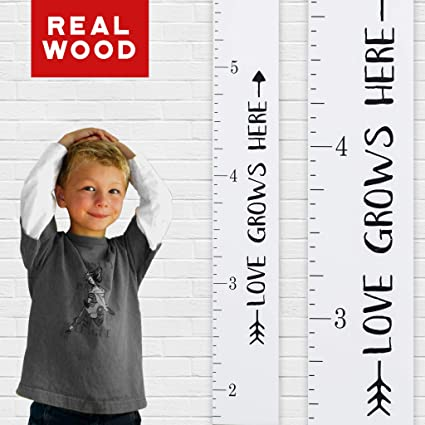 Amazon Growth Chart Art Baby Shower Gift For Boys Gift For