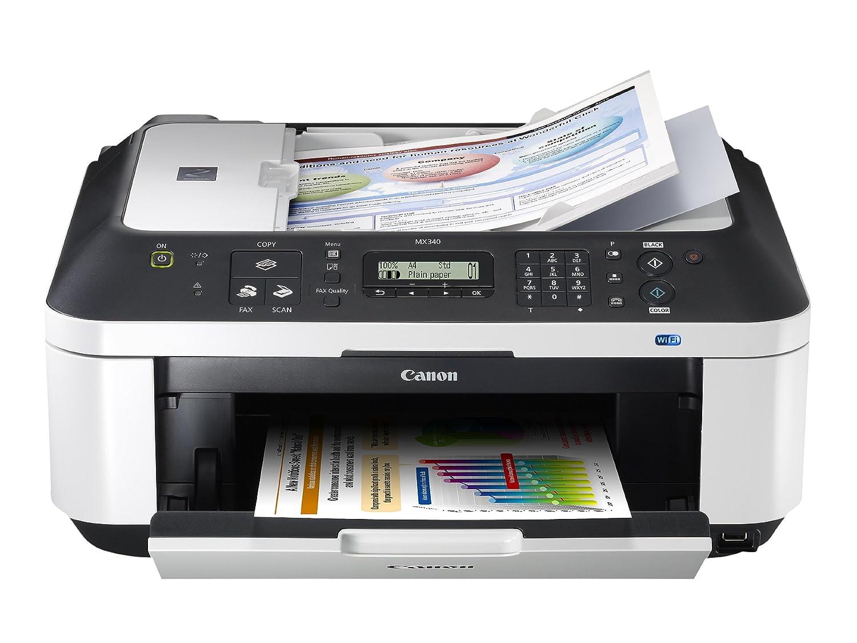 Canon PIXMA MX340 - Impresora multifunción de Tinta Color (A4 ...
