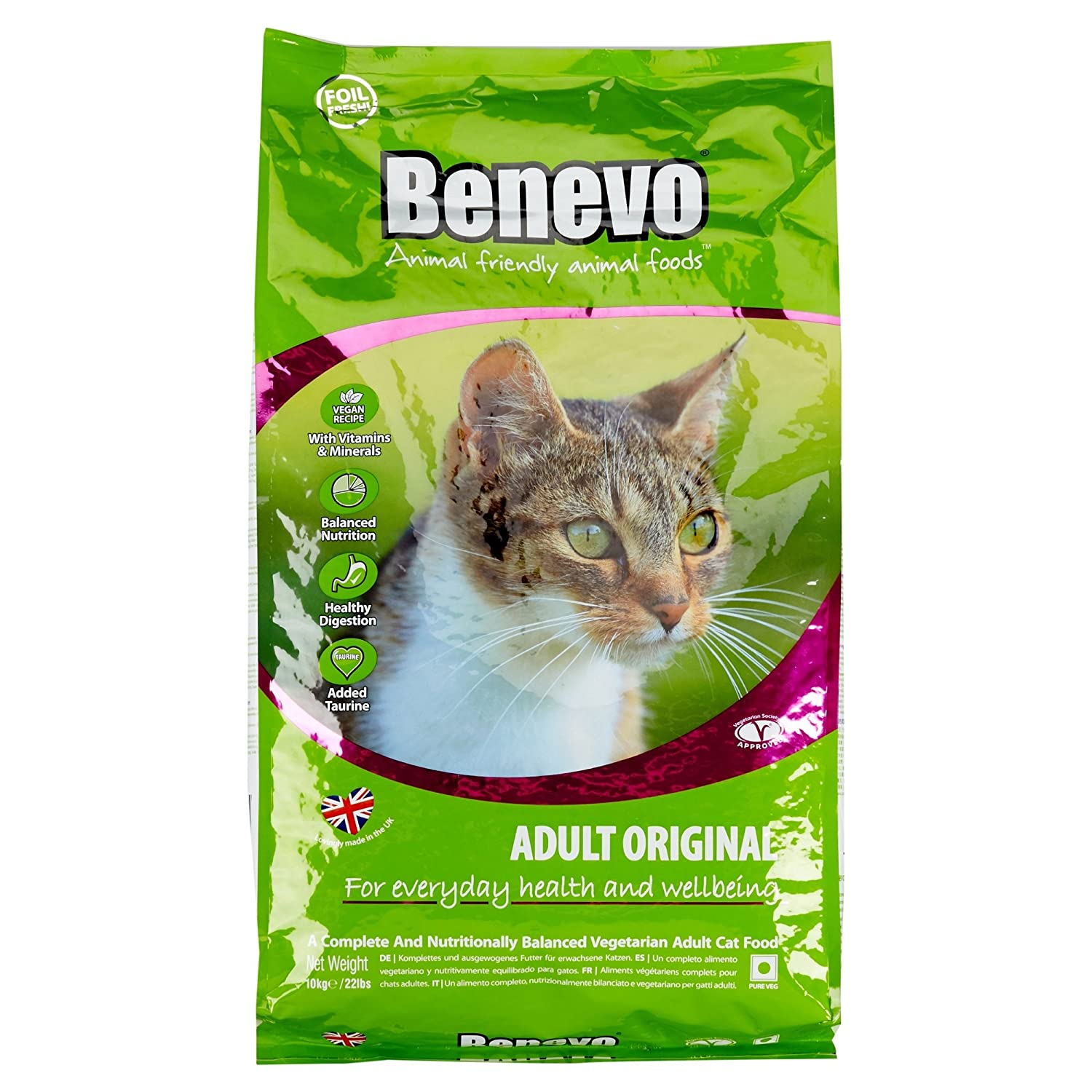 Evolution Cat Food Taurine