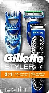 Gillette Fusion ProGlide Styler, Beard trimmer & Power Razor