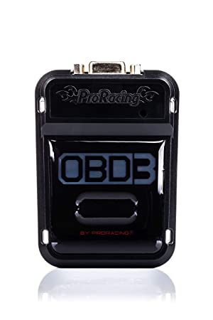 ProRacing X 7071 15890 19862 Chip Tuning OBD 3 for M.I.N.I Mini R50//R52//R53 Cooper 116 HP 85 kW