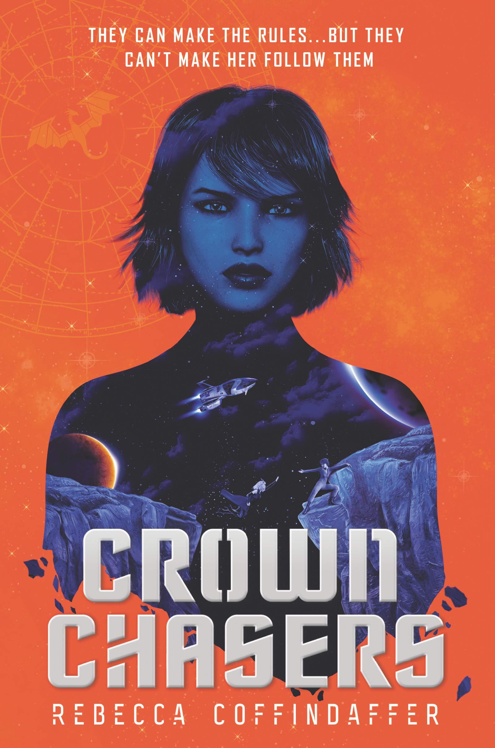 Amazon.com: Crownchasers (9780062845160): Coffindaffer, Rebecca: Books