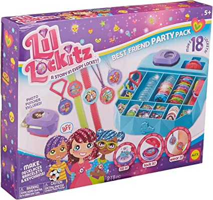 Lil Lockitz Best Friend Party Pack Alex 562070-1