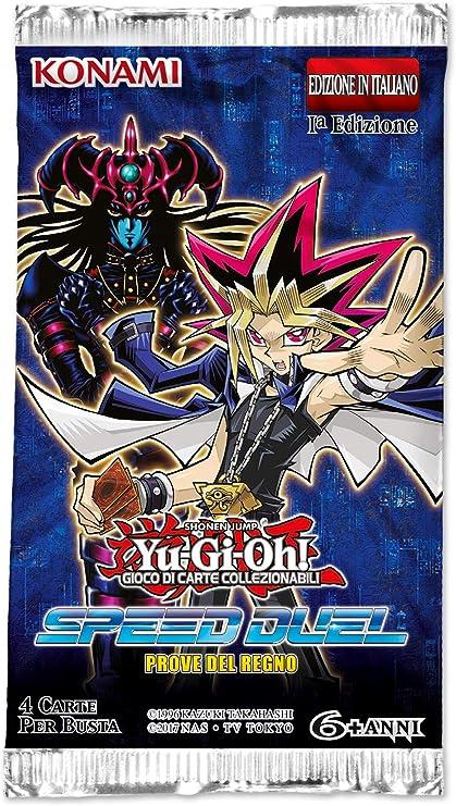 Konami- Speed Duel Booster Cartas Yu-Gi-Oh, TCG388: Amazon.es: Juguetes y juegos