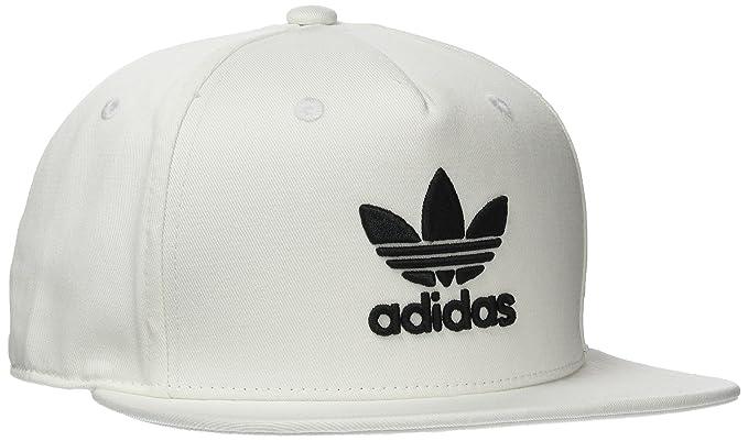 4944539777be adidas AC Tre Flat Gorra, , Blanco / Negro, OSFW: Amazon.es: Ropa y ...