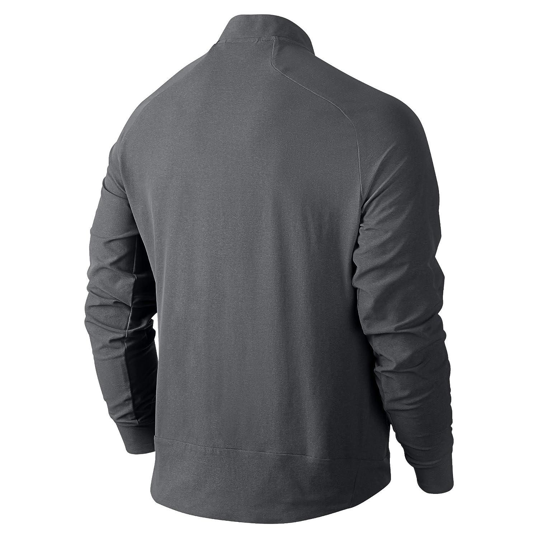 Nike epic jacket - Amazon Com Nike Tech Woven Full Zip Men S Training Jacket Sports Outdoors