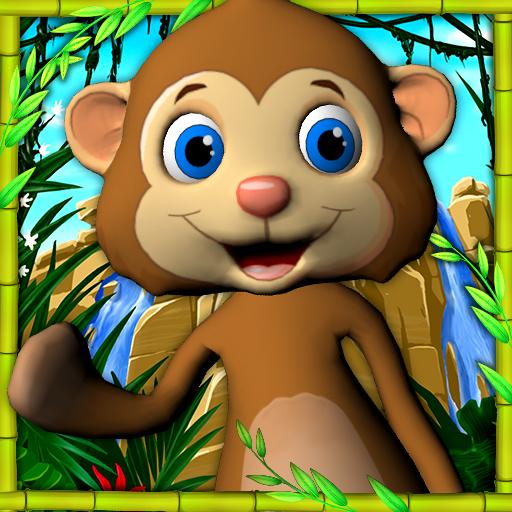 (Talking Monkey)