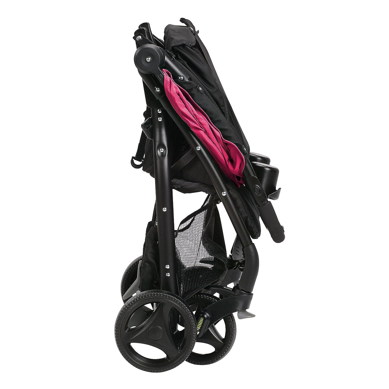 Graco Verb Travel System Stroller, Azalea