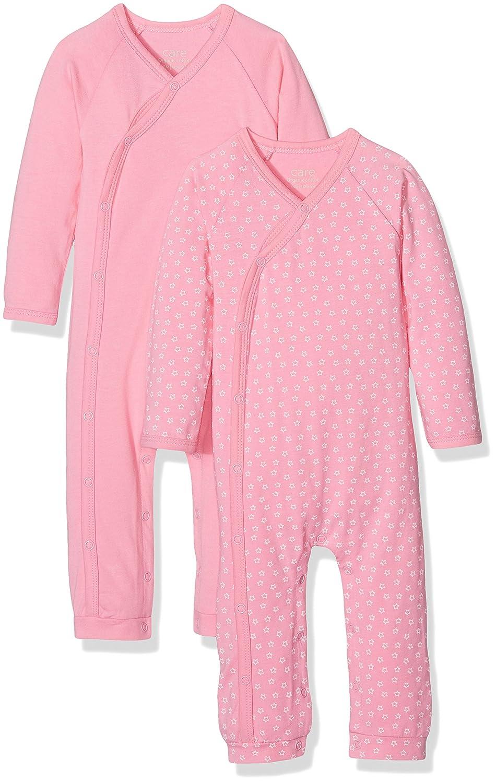 Care Baby-Mädchen Spieler Bio Baumwolle, 2er Pack Brands 4 Kids A/S 550053