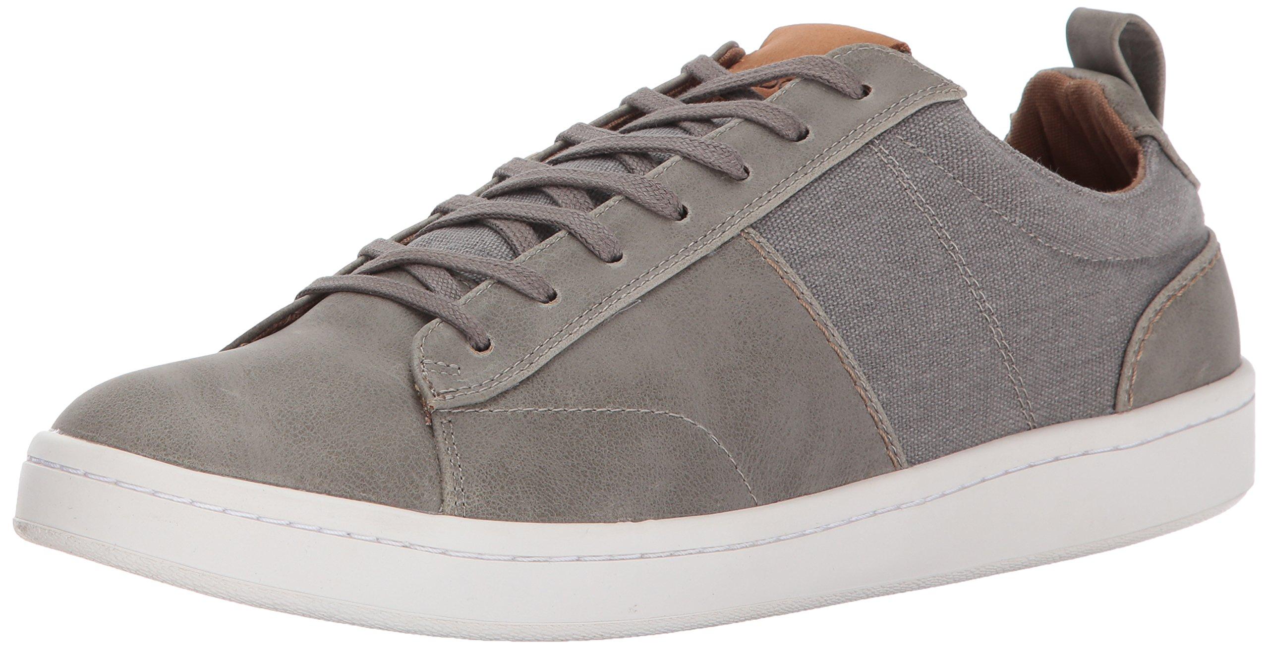 ALDO Men's Giffoni Fashion Sneaker, Dark Grey, 9.5 D US