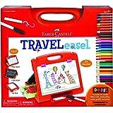 Faber-Castell Do Art Travel Easel - Portable Art Kit for Kids