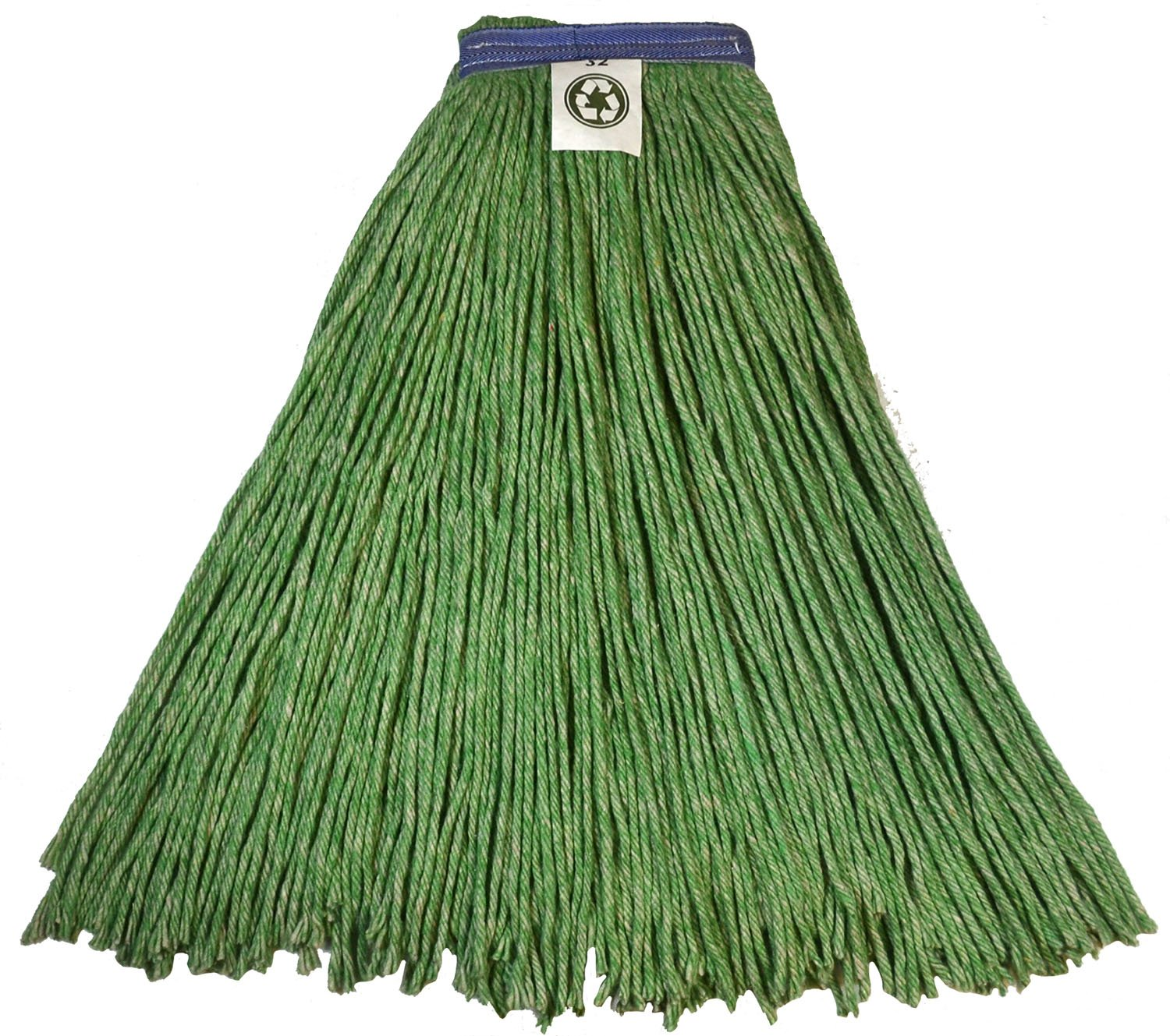 Pack of 12 Golden Star AWQ1032G Quality Colors Blended Cut End Wet Mop