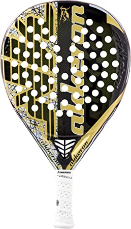 Amazon.com: Akkeron Zeus C Padel Tennis Racquet, Gold, One ...