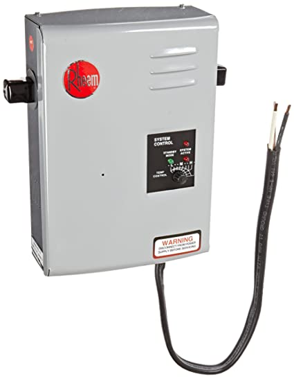 Rheem RTE 13 Electric Tankless Water Heater 4 GPM Amazoncom