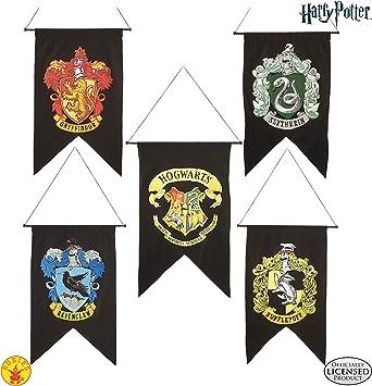 Amazon.com: Rubies Harry Potter - Pancarta de pared impresa ...