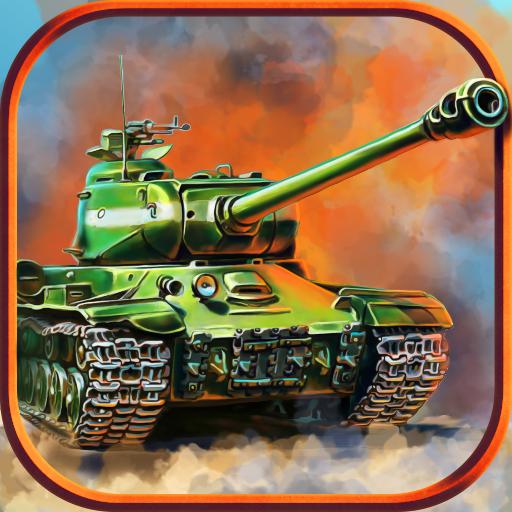 Blitz Tanks War  Hard Armor 3D