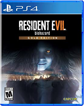 Resident Evil 7 Biohazard Gold Edition for PS4