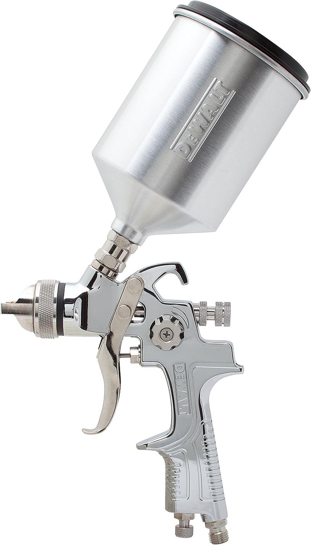 DEWALT HVLP Gravity Feed Spray Gun