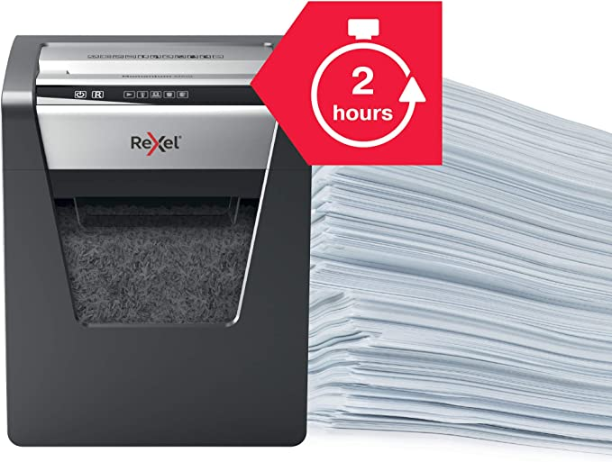 Rexel 2104575CH Momentum M510 CH Destructeur de documents Noir