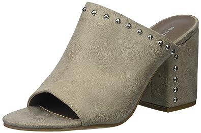 5309f42426c8 Madden Girl Women s Ward Sandal Taupe Fabric 10 ...