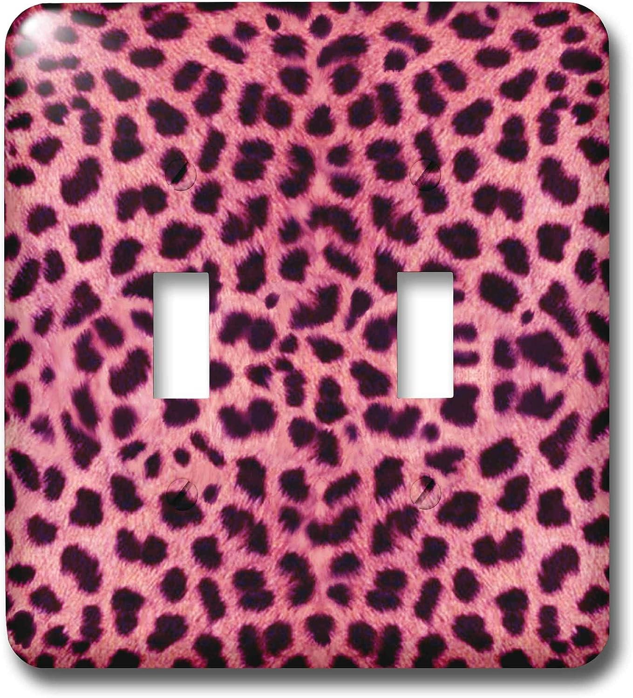 3drose Llc Lsp 20341 2 Pink Cheetah Animal Print Double Toggle Switch Switch Plates Amazon Com